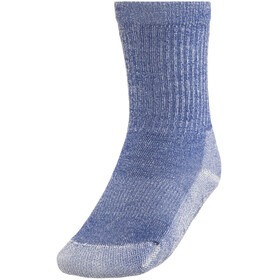 Smartwool Hike Light Crew Socks Kids Dark Blue